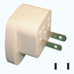 Universal Adaptor(With Safety Shutter)