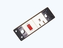 Circuit breaker & Standard U.S.A receptacle set
