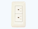 2 Safety receptacle set