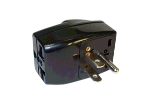 WAIIIv Series (1 TO 3 , 3 receptacle) (With voltage indicator)